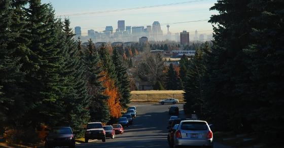 Calgary Real Estate Market - Strathcona Park